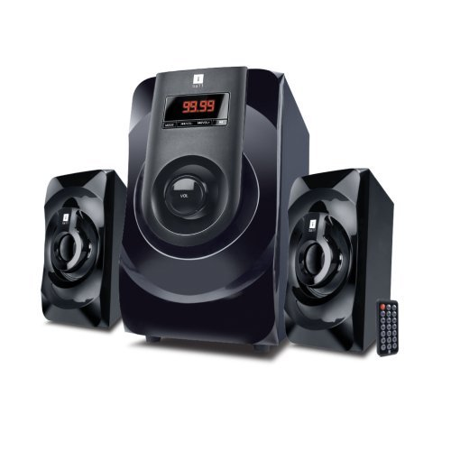 iBall Seetara B1 2.1 Channel Multimedia Speakers