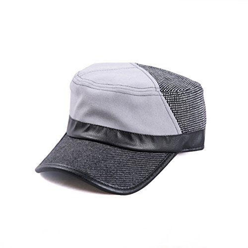 [women and men outdoor hat/Cap/Baseball Cap/Couple sport Sun Hat/Hip hop caps/Visor cap -gray One] (Hip Hop Felt Hat With Feather)
