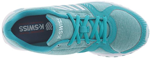 K-swiss Vrouwen X-160 Gespikkeld Cmf Corsstrainer Shoe Meer Blauw / Clearwater