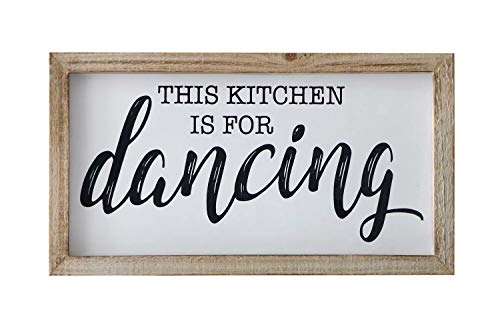 this kitchen is for dancing - 1