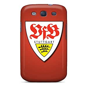 Galaxy S3 Case Bumper Tpu Skin Cover For Vfb Stuttgart Accessories