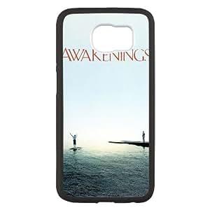 Alta resolución W4N76 Awakenings Posters C2B5HO funda Samsung Galaxy S6 funda caja del teléfono celular cubren DE2IJJ9IK negro