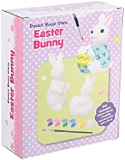 Champion DIY-471 Paint Your Own Easter Bunny - 3 Pieces