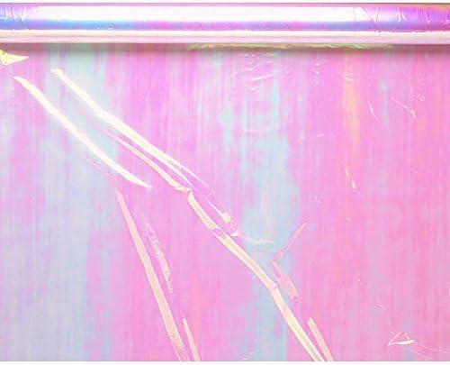 amscan Opal Iridescent Cello Wrap | 6 Ct. 41FaQV-ruxL