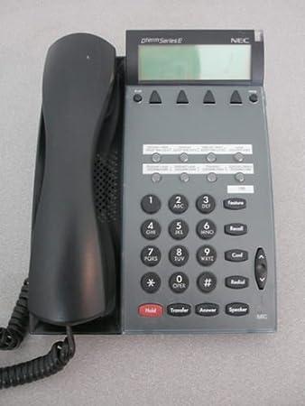 NEC System Telephone DTP 8D 1 BK TEL Office