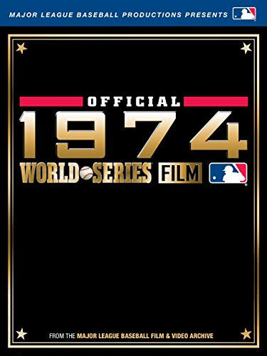 MLB Official 1974 World Series Film - Dodgers Mlb Clubhouse