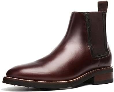 Thursday Boot Company Duke Men's Chelsea Boot,Brown,6 D(M) US