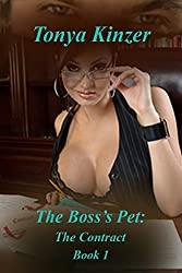 The Contract (The Boss's Pet (BDSM) Book 1)