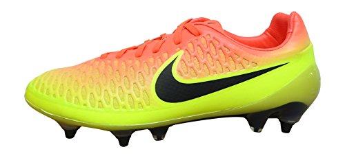Nike - Botas de fútbol de Material Sintético para hombre 46 EU total crimson black volt 808