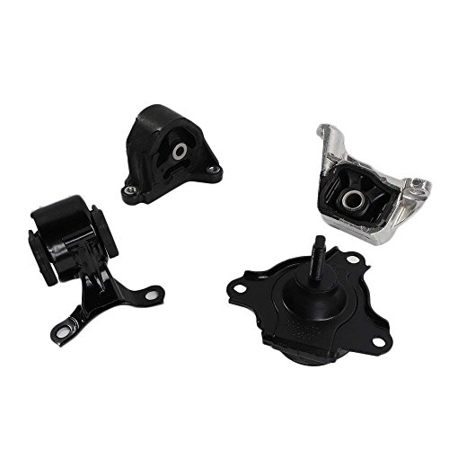 Engine Motor & Trans Mount A4549 A4567 A4508 A4528 for 02-06 Acura RSX Type-S & 02-05 Honda Civic Si 2.0L ()