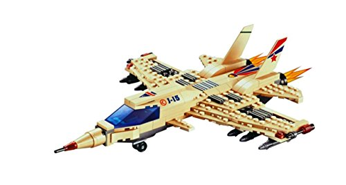 41FaT wkJ5L - Planet of Toys J-15 Fighter Building Blocks for Rs 599 (73% off)