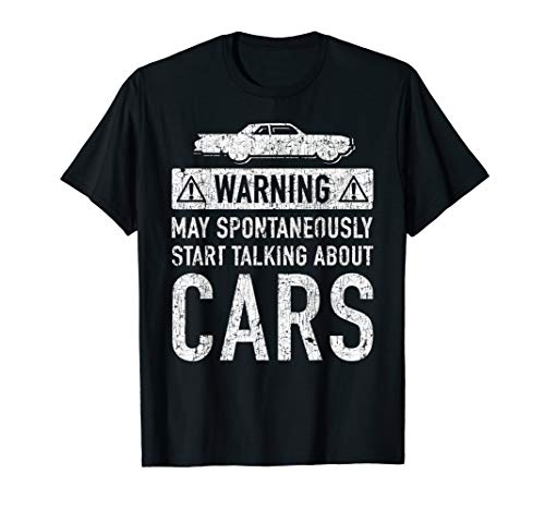 Funny Car Lover Gift - Garage Owner Car Fixer Enthusiast