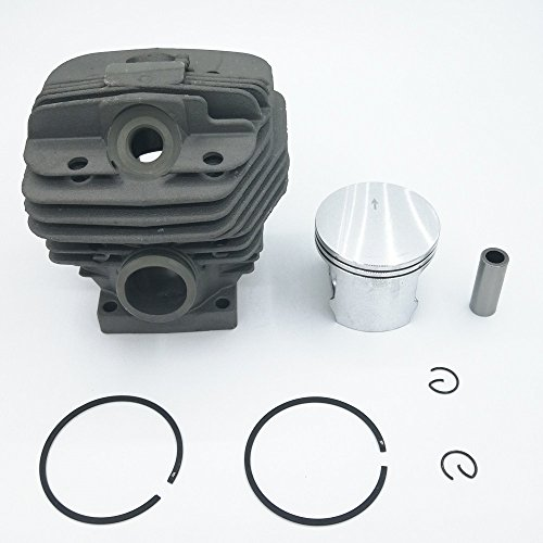 shiosheng New Rushed Benzinli Testere Motoserra Serra 54mm Cylinder Piston for Stihl 066 Ms660 Rings Rebuild Kit Chainsaw 11220201211