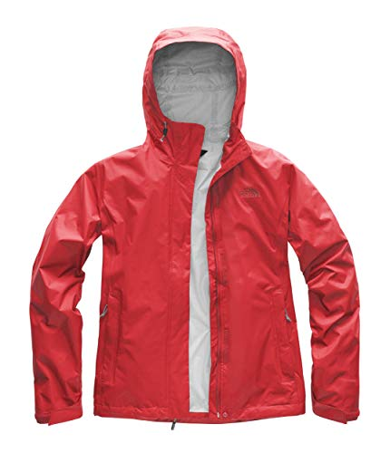 The North Face Women's Venture 2 Jacket Plus Size Juicy Red XX-Large