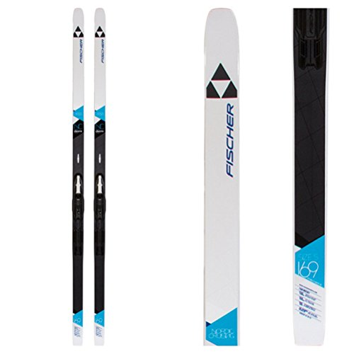 Fischer Desire My Style Womens Cross Country Skis with Bindings