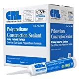 CRL M66 Aluminum Polyurethane Construction Sealant by CR Laurence