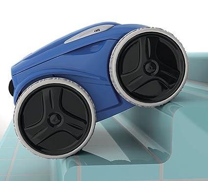 Zodiac WR000035 - Robot limpiafondos automático RV 5500 Vortex Pro 4WD