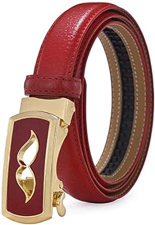 Fashion Ladies Belt//Automatic Buckle Belt