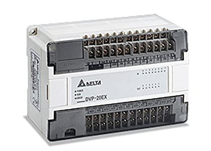 Delta PLC with Analog I/O DVP-EX: Amazon in: Industrial