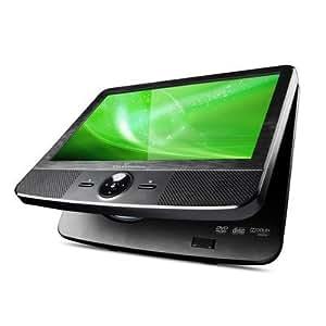 """Energy Sistem 393107 - Reproductor DVD Portátil Energy Mobile DV9 USB/DivX (LCD 9"""", DVD, DivX, USB, Slim) color negro"""