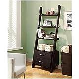 Monarch Specialties Ladder Bookcase