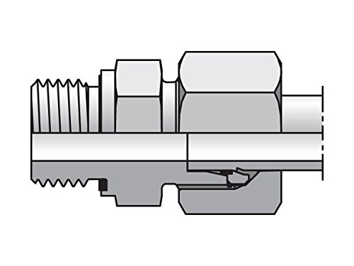 EO/EO-2 Straight, Male Connector - GE-M-ED