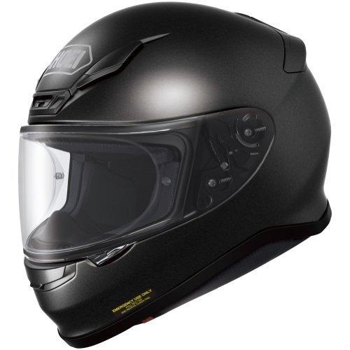 Shoei RF-1200 Black Metallic Full Face Helmet - Large