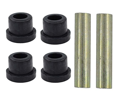 Steel Leaf Spring Bushing (Club Car DS Precedent Leaf Spring Bushing Kit Front and Rear Golf Cart 1976-Up)