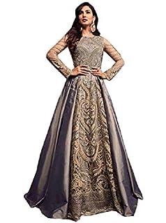 30406ed2e9 London Collection Indian Bollywood Designer Women Ethnic Traditional Wear  Anarkali Salwar Kameez Semi-Stitched 1