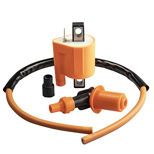 (OYC) HIGH PERFORMANCE IGNITION COIL FOR HONDA NC50 NU50 EXPRESS SCOOTER MOPED ASSEMBLY