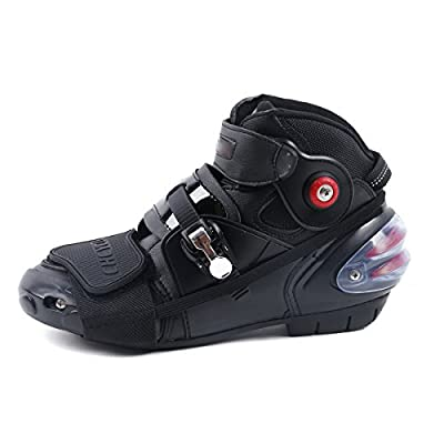 CHCYCLE Gear Shifter Accessories for Shoes Motorcycle Boots Protector (Black): Shoes