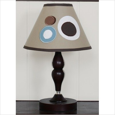 GEENNY CF-2059-L Lamp Shade, Scribble