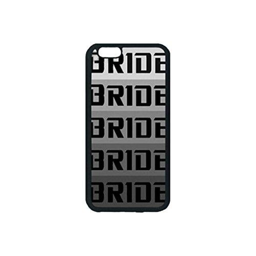 Dominc Custom TPU Iphone 6 Plus 6s Plus 5.5 inch Case Bride Racing Seat JDM Personality Classic Design (Laser Technology)