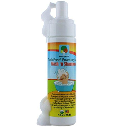 Certified ToxicFree® Foaming Baby Wash N