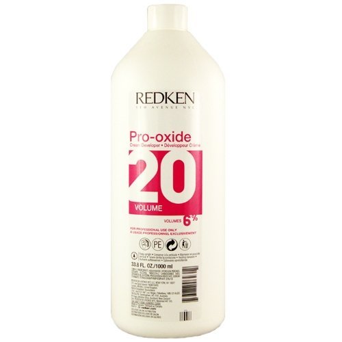 Redken Pro-Oxide Cream Developer 20 Volume 1 lt. by Redken by REDKEN