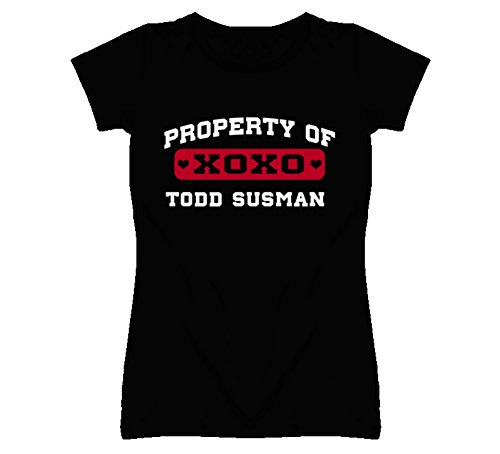 Todd Susman Haecceity of I Love T Shirt S Black