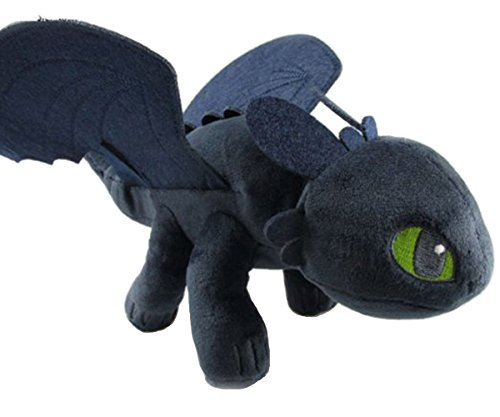 OK-STORE Dragon Plush with Embroidered Eyes Soft Stuffed ...