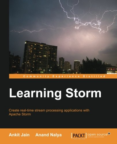 Learning Apache Storm