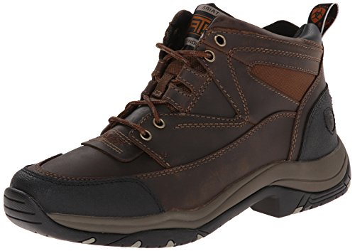 Ariat Men's Terrain Hiking Boot, Distressed Brown, 10.5 M US