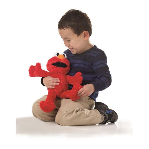 Sesame Street Tickle Time - Me Elmo