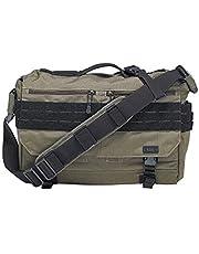 5.11 Taktisk axelväska – laptopfack – slitstark – vattentät – modulär förvaring – volym 12 l – halkfri rem – modell Rush Delivery Lima