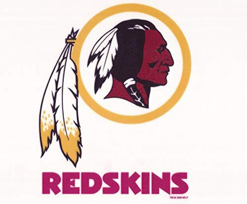 (Washington Redskins Mascot Logo NFL Sports Edible Cake Topper Image ABPID03714 - 8