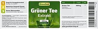Grüner Tee Kapseln Bild