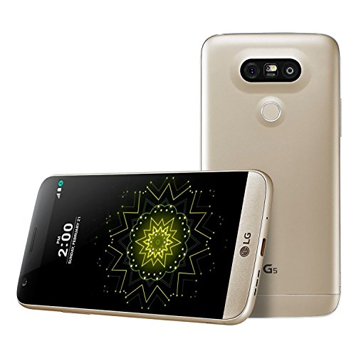 LG G5 H820 32GB GOLD AT&T ANDROID SMARTPHONE