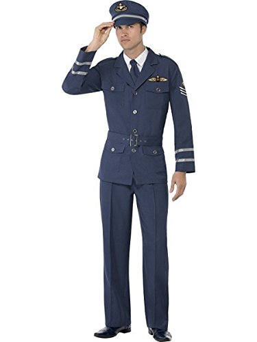 Smiffys WW2 Air Force Captain Costume
