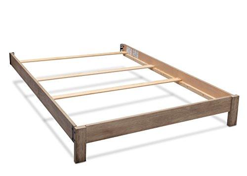 Serta Full Size Platform Bed Kit #700850, Rustic (Platform Bed Kit)