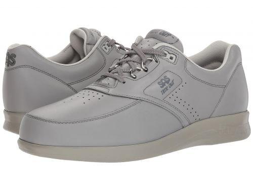 SAS(サス) メンズ 男性用 シューズ 靴 スニーカー 運動靴 Time Out - Grey [並行輸入品] B07CCMNSDQ