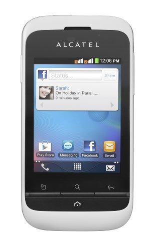 ALCATEL OT 903D UK SIM-Free Smartphone - White