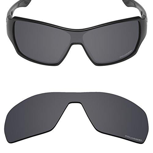 Mryok+ Polarized Replacement Lenses for Oakley Offshoot - Stealth - Offshoot Oakley Lenses