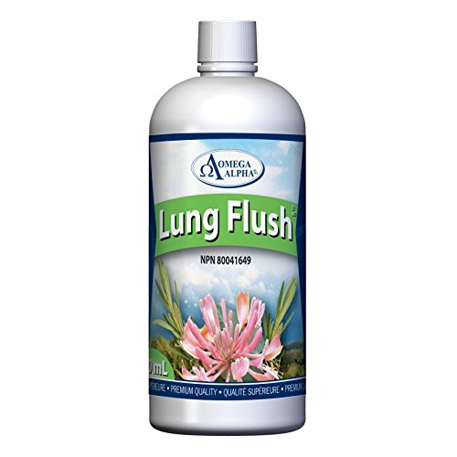 LUNG FLUSH - 500ml